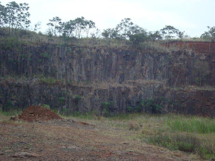 Basaltos Columnares
